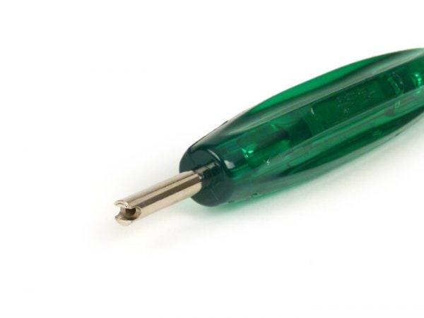 Ventilausdreher -ECON- passend für Reifenventile Schlauchlos und Schlauchtyp (VG5/VG8) 3330621