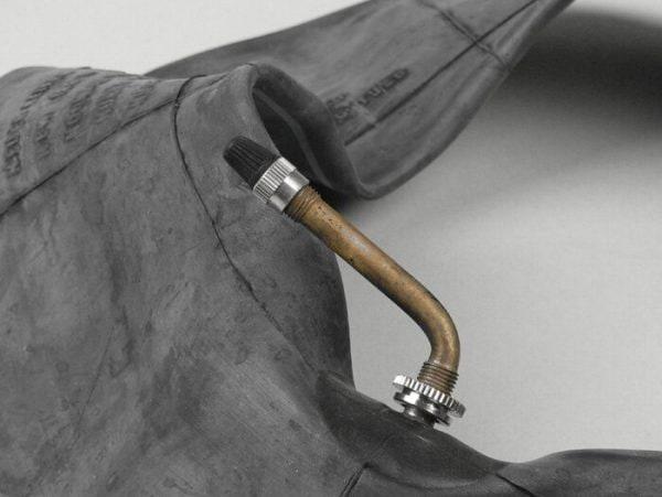Schlauch -CONTINENTAL 8 Zoll- 3.50-8, 4.00-8 – Ventilposition Vespa/Lambretta 6000022