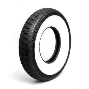 Reifen -CONTINENTAL Weisswand LB- 3.50 – 8 Zoll TT 46J 6000068