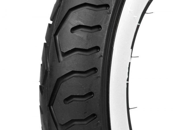 Reifen -SAVA/MITAS MC12 Weisswand- 3.00 – 10 Zoll TL/TT 42J 6111114