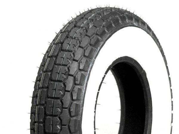 Reifen -SAVA/MITAS B13 Weisswand- 4.00 – 8 Zoll TT 66J 6111116