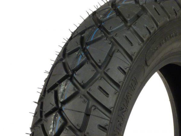 Reifen -HEIDENAU K58 RSC- 3.50 – 10 Zoll TL 59J (reinforced) – Racing Soft Cool / Wet – (Spezial Rennregenreifen mit blauer Farbmarkierung) 6300019