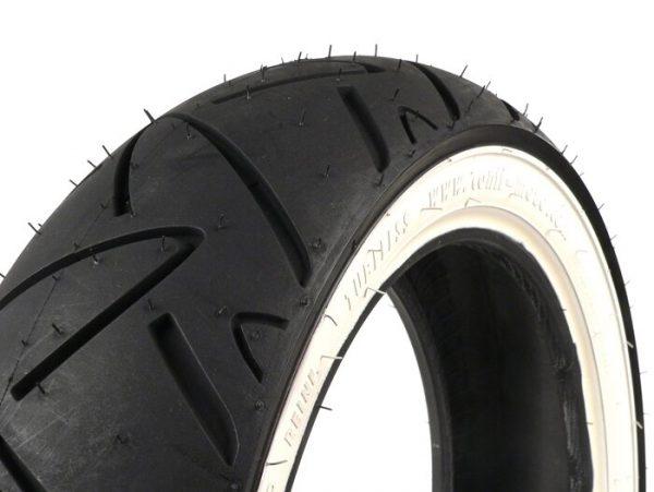Reifen -CONTINENTAL Twist Weisswand- 130/70 – 12 Zoll TL 62P 7673638