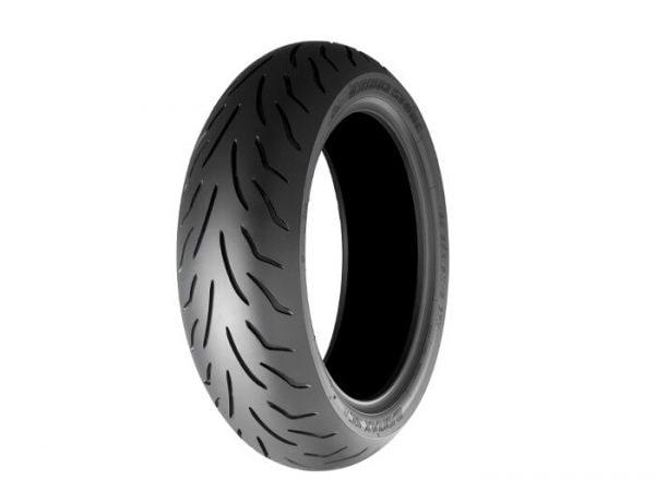 Reifen -BRIDGESTONE BATTLAX SC- vorne – 120/80 – 14 Zoll TL 58S BD7210