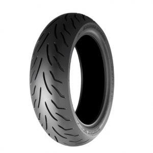 Reifen -BRIDGESTONE BATTLAX SC- vorne – 90/80 – 14 Zoll TL 49P BD8034