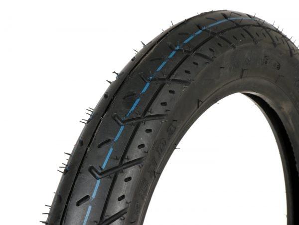 Reifen inkl. Schlauch -KENDA K327 Slick- 2 3/4-16, 2.75-16 (alte Bezeichnung 20×2.75) 36J TT 4P – Piaggio Superbravo, Aprilia Scarabeo 100, Benelli… R993201001
