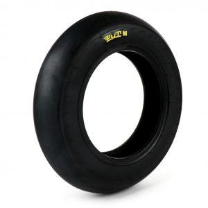 Reifen -PMT Slick- 90/90 – 10 Zoll – (medium) PMT09090M